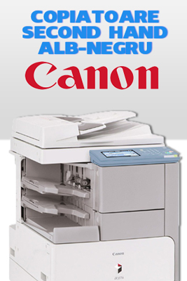 Copiatoare alb negru Canon